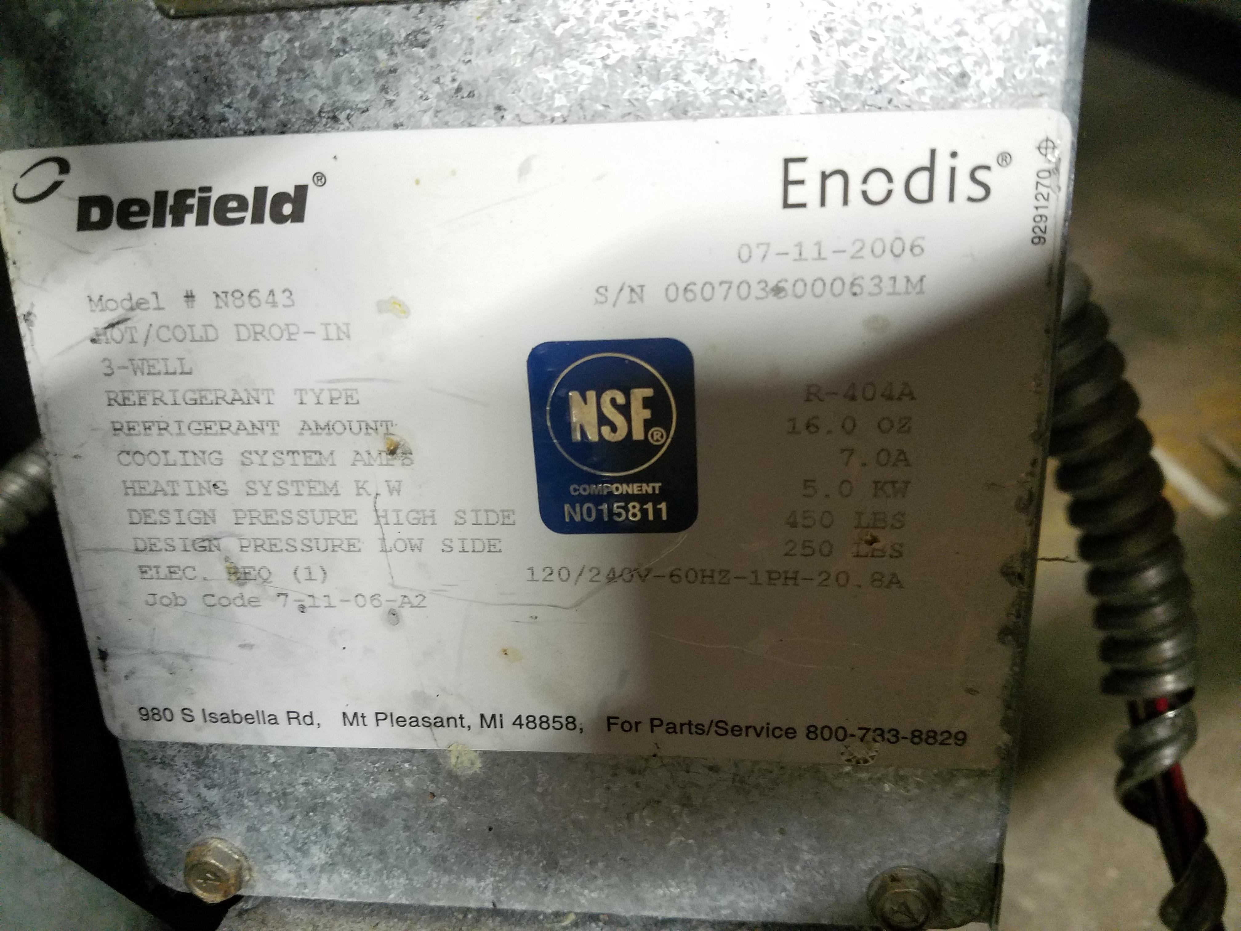 Delfield Delfield Swanson Mechanical LLC